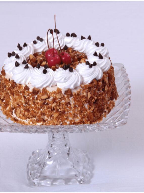 Almond-Praline-Cake