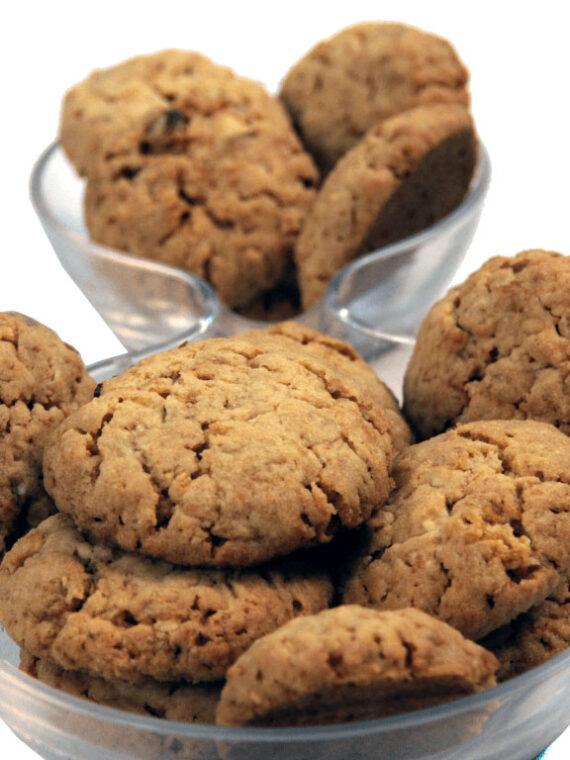 Crunchy-Cookies