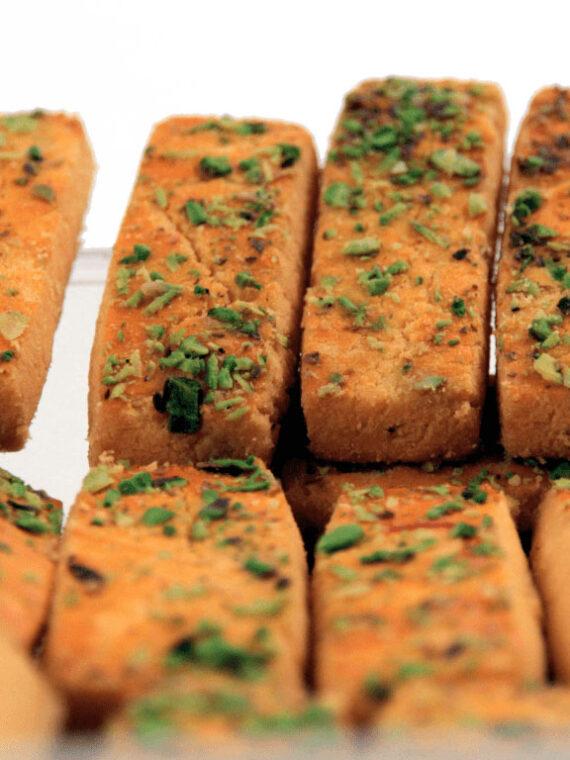 Kesher-Pista-Cookies