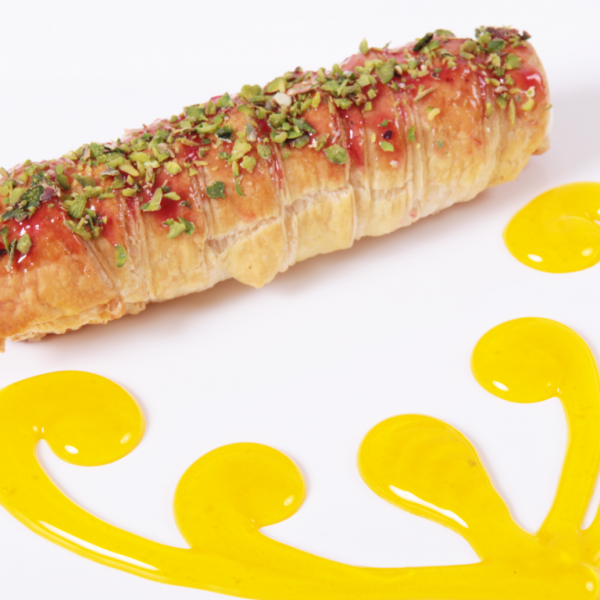Pineapple Cream Roll Rs 15 per pc